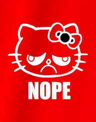 Pisica Nope'