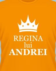 Regina Lui Andrei'