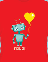 Robot Love - Boy