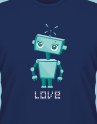 Robot Love - Girl'