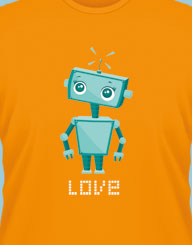 Robot Love - Girl'