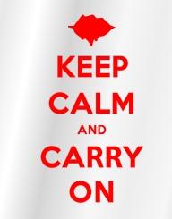 RM - Keep Calm and Carry On