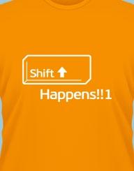 Shift Happens!!1'