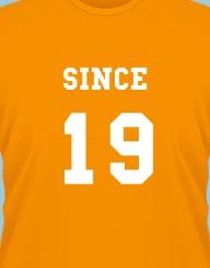 Since 19