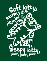 Soft Kitty'