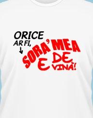 Sora'mea E De Vina!'