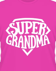 Super Grandma'