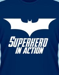 Superhero in Action!'