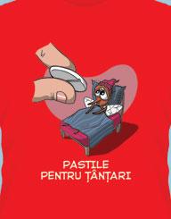Pastile pentru Tantari'