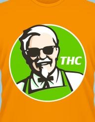 THC Fried Chicken