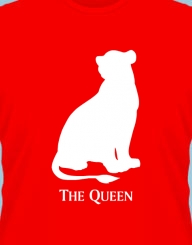 The Queen (lion)'