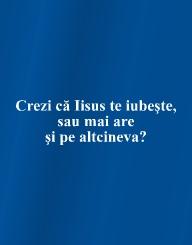 Iisus Te Iubeste'
