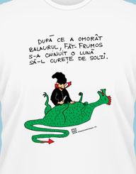 Fat-Frumos si Balaurul'