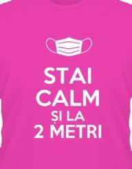 Stai calm si la 2 metri