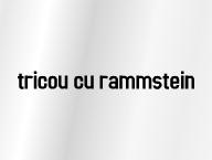 Tricou cu Rammstein'