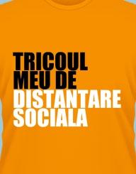 Tricoul meu de Distantare Sociala