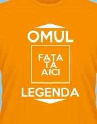 Omul Legenda 2020 - Covid edition