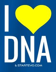 I Love DNA (by StartEvo)'