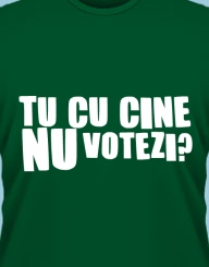 Eu nu votez, tu nu votezi...