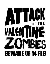 Valentine Zombies'