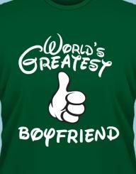 World's Greatest Boyfriend'