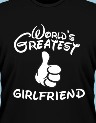 World's Greatest Girlfriend'