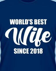 World's Best Wife'